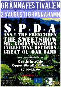 Gränna-gig 2012