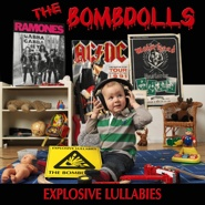 "CD:   ""Explosive Lullabies""   (2006, Cityrat Records)"