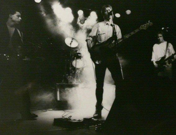Paddington anno 1991.