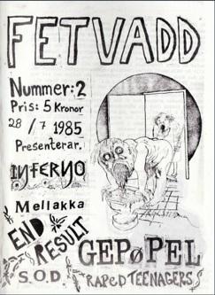 Fetvadd #2, 1985