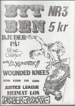 Byt Ben #3, 1987