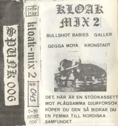 KLOAK MIX 2, Utgiven av Spunk.