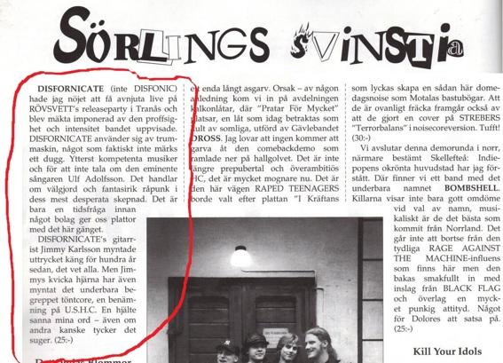 Close-Up Magazine #11 (juni 1994)