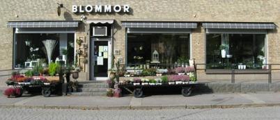 Olanders Blommor & Ting
