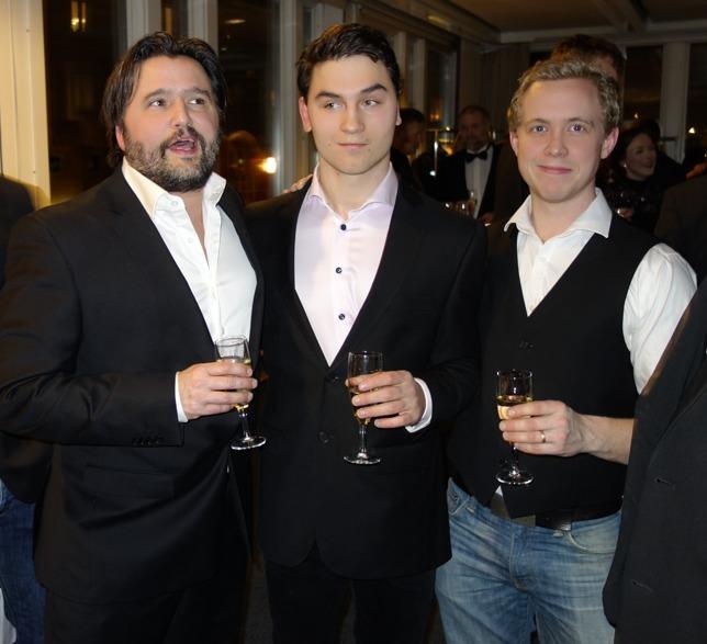 Jag, Daniel Anglen och Tim Örn på Judogalan förra helgen.