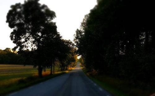 längre uppåt vägen