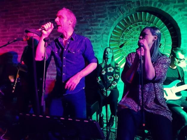 Ulf och Ericas röster fungerar fantastiskt bra ihop