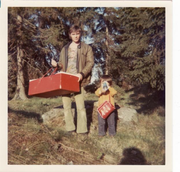 Jag och min pappa