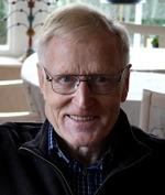 """Arne Appelqvist diktförfattare. Aktuell med diktsamlingen: """"Bländad av skönhet - dikter om Vänern, Kinnekulle och Kållandsö""""."""