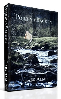 Pojken i bäcken, av Lars Alm -