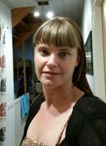 """Therese Nilsson aktuell våren 2016 med romanen och självhjälpsboken """"Är du regissören i ditt liv?"""""""