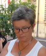 """AnnBritt Lindén författare och folkbildare. Aktuell med boken """"Hör-i-hop""""."""