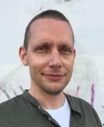 """Marcus Löfblad diktförfattare. Aktuell med sin diktsamling """"Skrapsår"""""""