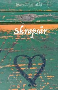 """""""Skrapsår"""", av Marcus Löfblad. En diktsamling som vill ta oss ut ur mörkret och in i ljuset."""