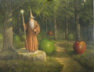 """Apples of eternal life"""