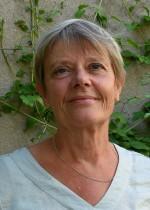 """Pia Hillerblad romanförfattare.  Aktuell med  romanen """"Contra Tiempo""""."""