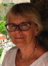 """Carina Kristensen, författaren bakom """"Att göra skillnad - som mormor till ett annorlunda barnbarn."""