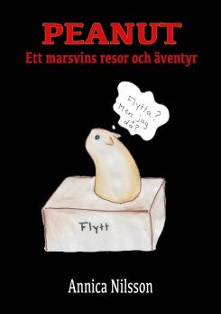 Peanut - ett marsvins resor och äventyr, av Annica Nilsson -