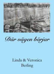 """""""Där vägen börjar"""" är en fristående fortsättning på """"Där vägen slutar"""", en bok om gummorna i Spiken, Kållandsö, av L&V Berling."""