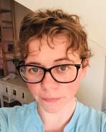 """Ellen Kellman romanförfattare. Strax aktuell med den självbiografiska romanen """"Vi barn i Underlandet""""."""