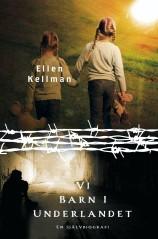 """""""Vi barn i Underlandet"""" är en verklighetsbaserad roman om misshandel, incest och psykvårdens dåliga bemötande och förståelse."""