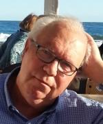 """Klas Bernhard, författare. Aktuell med den självbiografiska romanen """"Gosse  B3275 - berättelsen om en stulen bandom""""."""