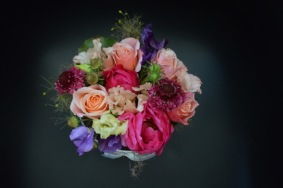 Blomsterbox doft