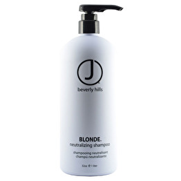 J Beverly Hills Blonde Neutralizing Shampoo 1000 ml -