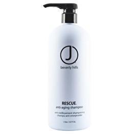J Beverly Hills Rescue Anti-Aging Shampoo 1000 ml - J Beverly Hills Rescue Anti-Aging Shampoo 1000 ml