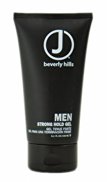 J Beverly Hills Men Strong Hold Gel 150ml - J Beverly Hills Men Strong Hold Gel 150ml