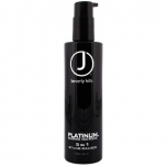 J Beverly Hills Platinum 5 in 1 Styling Emulsion 237ml