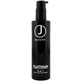 J Beverly Hills Platinum 5 in 1 Styling Emulsion 237ml -