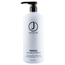 J Beverly Hills Fragile Color-Safe Conditioner 1000ml - J Beverly Hills Fragile Color-Safe Conditioner 1000ml