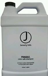 J Beverly Hills  fragile shampoo 3,8 L
