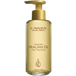 L'ANZA KERATIN HEALING OIL HAIR TREATMENT (185 ML) -