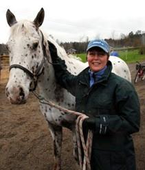 Lisa Persdotter på kurs i ledarskap, först måste jag kunna leda sig själv innan jag kan leda någon annan.