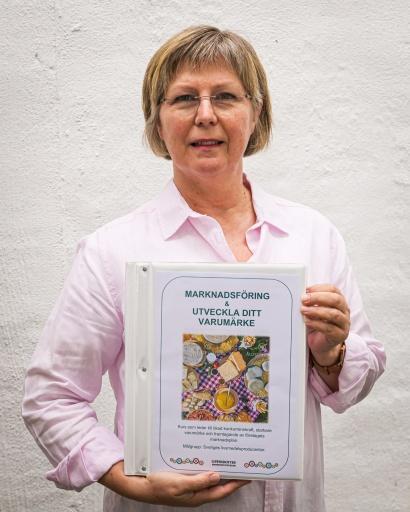 Lisa Persdotter -  konsult och föreläsare inom marknadsföring, försäljning och värdskap.