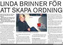 Reportage Kvällsposten 2013