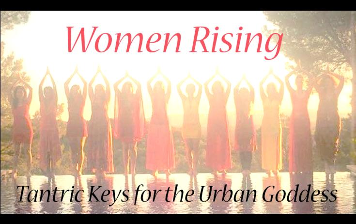 Tantra för kvinnor - Women Rising Tantra nycklar