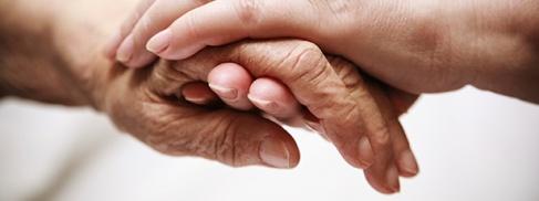 Föreläsning eller utbildning om beröring och taktil massage i vården