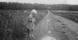 Britt-Marie på Genvägen 1953