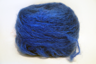 Adeles Midnight, Brushed kid mohair
