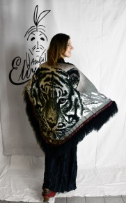 Sjal Solito - Tiger
