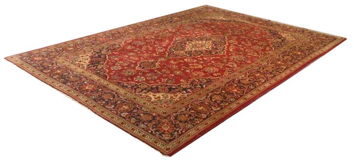 I 1676 - Kashan 201x307 cm - 13.950:-