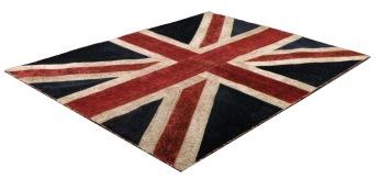 I 1456 - Union Jack 168x229 cm - 9.995:-