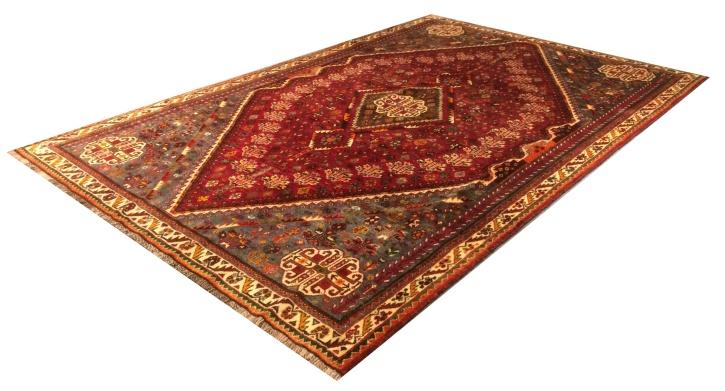 R381723 - Kashgai 169x260 cm - 11.855:-