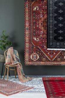 Orientmattor & patchwork