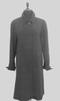FEND 7/8-kappa Polyester-Gabardin, finns i färgerna: Marin, Svart, Kitt. 3600:-