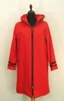 HERLUF 7/8-kappa Bomull, finns i färgerna: Röd, Marin och Beige. 2800:-