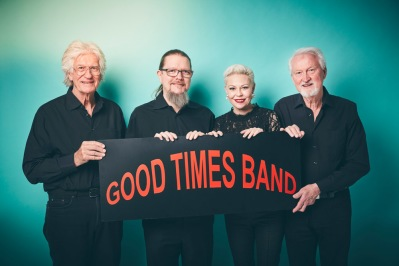 Good Times Band gänget